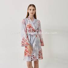 plus size robes bridesmaid robes cotton floral robe bridal party robe plus size