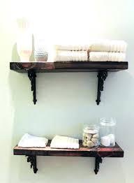 floating wood shelves bathroom rustic wooden shelves medium size of floating rustic wood shelves rustic wooden