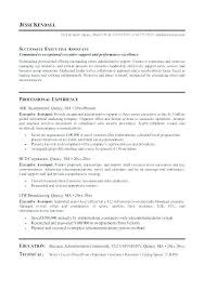 Resume Microsoft Word Template