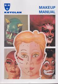 kryolan makeup manual 2003 edition ilrated langer arnold amazon books