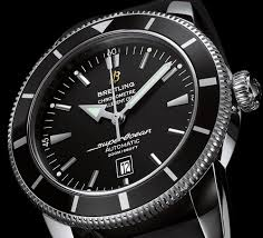 breitling replica superocean an homage to a great timepiece breitling superocean black dial rubber strap mens watch