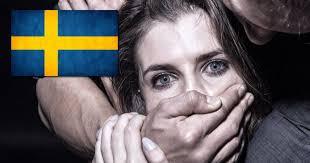 Resultado de imagen de musulmanes violaciones en suecia