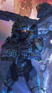 330004 Halo, Soldier, Sci-Fi, 4K phone ...