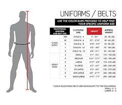 Century Martial Arts Uniform Size Chart Amazon Com Century Martial Arts 7 25 Oz Pullover Program
