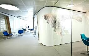interior glass wall cost office glass walls glass partition walls for office interior wall design best