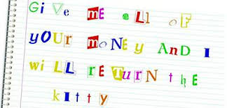 ransom letter generator funny online ransom letter generator like magazine cutouts fonts