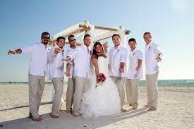 Andrea Michael Groomsmen May 18th 2012 Florida Beach