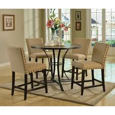 counter height dinette dining room tables bar height counter height table sets