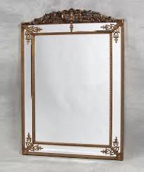 large gold decorative framed wall
