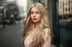 Hintergrundbilder Gesicht Frau Modell Portr T Blond