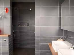 Fine Modern Bathroom Tile Design Contemporary Ideas With Fancy Throughout Concept