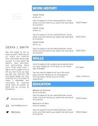 Resume Word Templates Delectable Resume Layout Microsoft Word 48 How To Get A Template On Directory