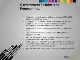 labour market in issues and implications national migration policy 2008 to promote overseas migration 52