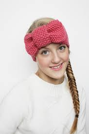 Knit Ear Warmer Pattern Stunning How To Knit A Headband 48 Free Patterns Stitch And Unwind