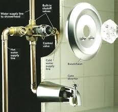 replacing bathtub faucet bathtub valve installation and bathtub valve repair replacing bathtub faucet shower diverter