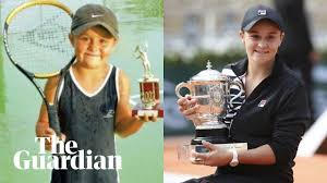 Ashleigh barty's father will be in town this week to talk about his daughter's success. I Thought That Was It Why Ash Barty Almost Gave Up Tennis For Good Ashleigh Barty The Guardian