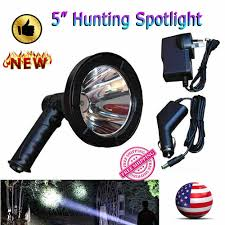 Best Search Light For Hunting