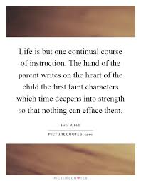 Parent Quotes Simple Paul R Hill Quotes Sayings 48 Quotation