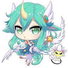 Bộ ảnh Chibi LoL Siêu Đẹp cho tất cả các Tướng LMHT LOL | Lol, Anime, League  of legends