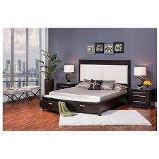 Lindsey King Storage Bed