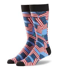 Patterned Crew Socks Amazing Design