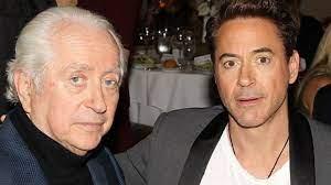Acteur en filmmaker Robert Downey Sr ...