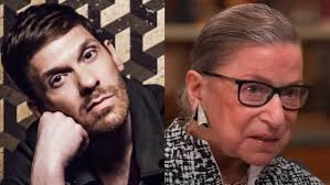 Shinedown's Brent Smith Recalls His Near Encounter With Ruth Bader Ginsburg  - Blabbermouth.net