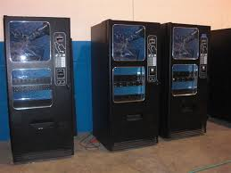 Vending Machines For Sale Used