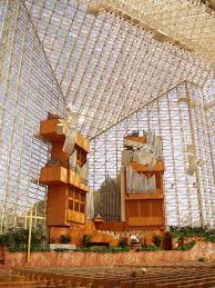 crystal cathedral garden grove los angeles california 1980 philip johnson with john burgee