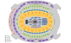 Mag Seating Chart Madison Square Garden New York Ny Concert Tickets