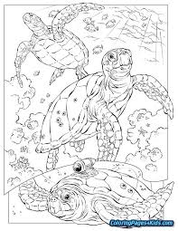 Lost Ocean Coloring Pages Coloring Pages For Kids