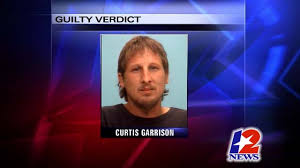 Jury finds Curtis Garrison guilty in double-murder case | 12newsnow.com