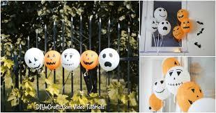 How to Make <b>Decorative Halloween Balloons</b> - DIY & Crafts