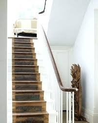 painted basement stairs. Painted Stairs With Runner Ideas Staircase Decorating  Little Big House Tales Stair Basement Painted Basement Stairs O