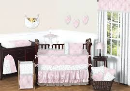 elegant crib bedding sets baby girl bedroom set nursery bedding elephants pink grey sets elegant light butfly crib intended latest trends star cot quilt