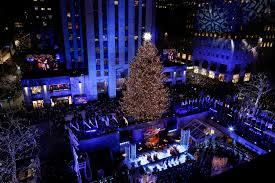 When Is Rockefeller Christmas Tree Lighting 2018 2018 Rockefeller Center Christmas Tree Lighting Watch Live