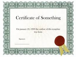 certificate template pages gift certificate template pages lovely certificate software a