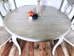 graystone table general finishes