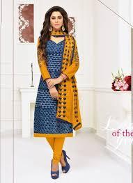 Different Neck Designs For Cotton Salwar Kameez Rayon Cotton Daily Wear Printed Work Churidar Suits Buy Salwar Suit Design For Girl Punjabi Dress Neck Designs Printed Work Churidar Suits Product