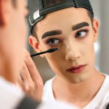 meet the first male cover james charles
