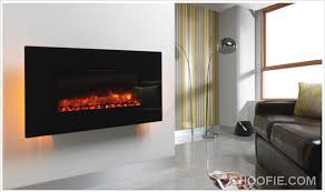 modern wall mount electric fireplace ideas interior