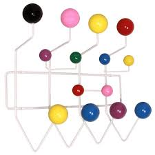 Herman Miller Coat Rack Best Herman Miller Eames HangItAll Rack CHILDREN Pinterest Kids