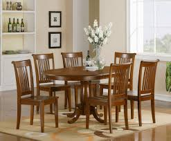 Round Kitchen Table With 6 Chairs Rustic Large 60 Be Black Within