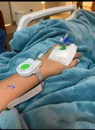 أخر ظهور لـ ياسمين عبد العزيز في غرفة العمليات.. صورة