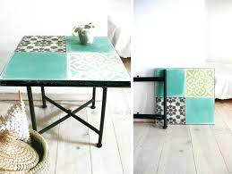 tile table tiled side tables for a mexican tile table numbers