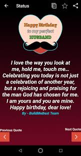 Birthday Wishes For Husband Quotes1000 Greeting For Android Apk