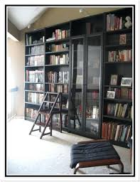 ikea bookshelves with glass doors bookcase glass doors ikea billy bookcase black brown glass doors