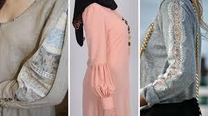 Ball Sleeves Design Latest And Easy Sleeves Design Beads Slives Design Bazu