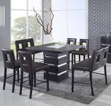 effectcup com home decoration design decoration modern counter height table incredible chicago dining set