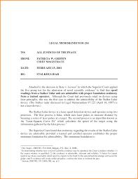 legal memo template legal memorandum sample memo
